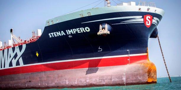 L'iran autorise le petrolier britannique stena impero a reprendre sa route[reuters.com]