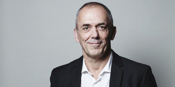 Antoine Petit est le PDG du CNRS.