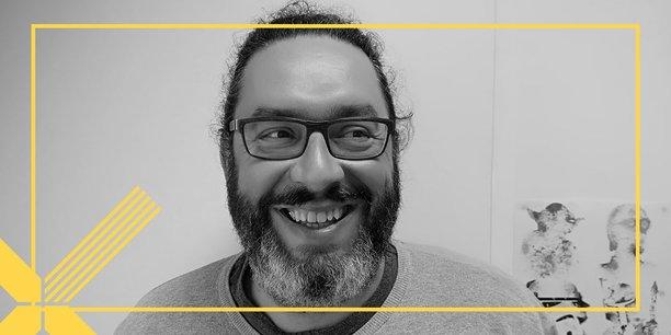 Sébastien Viozat, consultant UX, éditorial et AMOA chez SQLI Nantes.