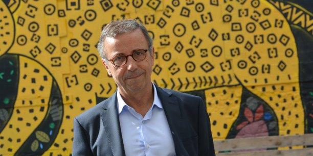 Pierre Hurmic, avocat de 64 ans, sera le chef de file des écologistes lors des élections municipales de mars 2020