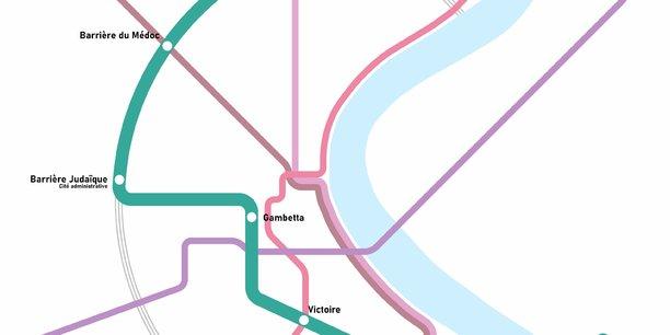 Le projet de métro passait notamment par la place de la Victoire