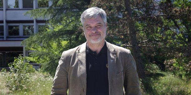 Jean-Yves Grandidier, président fondateur de Valorem dont le siège social est à Bègles, dans la métropole bordelaise.