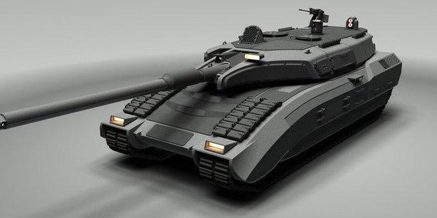 Le programme MGCS (char du futur) va enfin enclencher la première