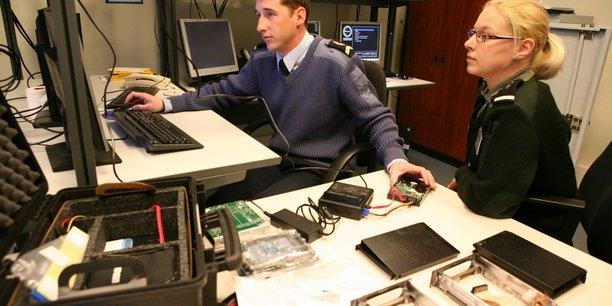 La cyberdéfense est l'une de ses grandes priorités du ministère des Armées