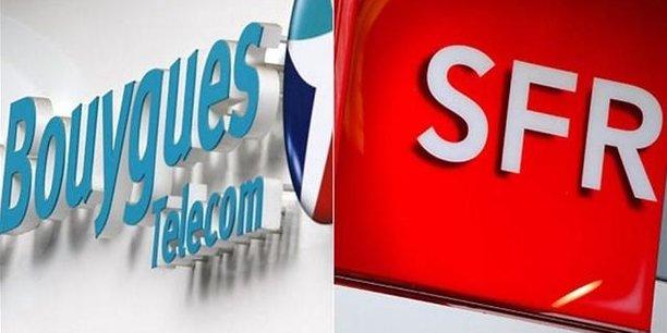 Bouygues Telecom et SFR ont décidé, la semaine dernière de remonter le prix de leurs offres mobiles d'entrée de gamme.