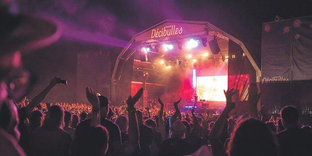 Le festival Décibulles, qui s'est tenu mi-juillet, accueillait Bernard Lavilliers comme tête d'affiche.