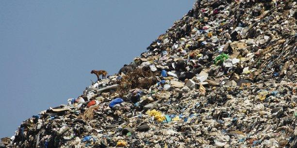 Si en 1980 la Chine n'a produit que 30 millions de tonnes de déchets, son niveau a atteint 210 millions en 2017 !