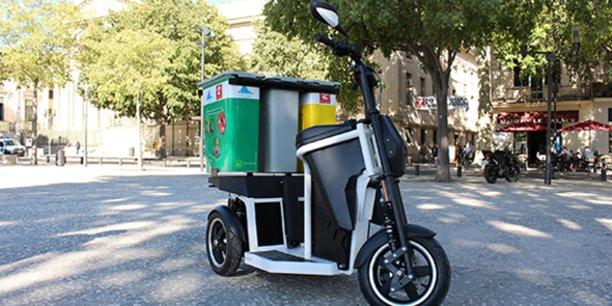 Océan Concept lance Virto 2, un véhicule 100 % électrique dédié à la propreté urbaine.