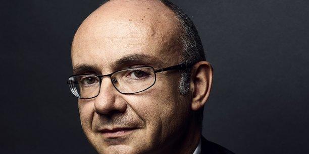 Thierry Dallard, président du directoire de la Société du Grand Paris
