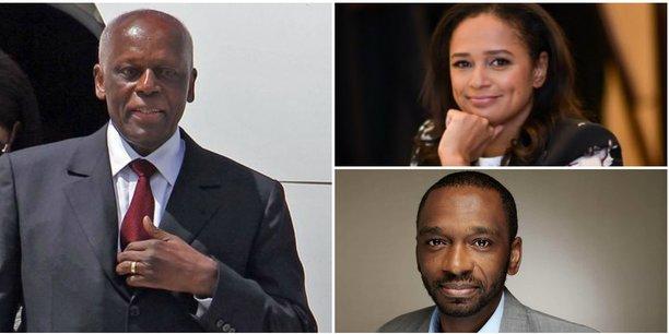 Sindika Dokolo: l'autre voix de l'opposition congolaise Clan-dos-santos