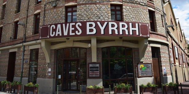 Le chantier à Thuir, au-dessus des caves Byrrh, mobilise 1,4 M€ d'investissements