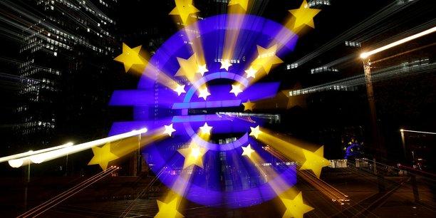 Une banque sur 2 en zone euro vulnerable a une crise de liquidite[reuters.com]