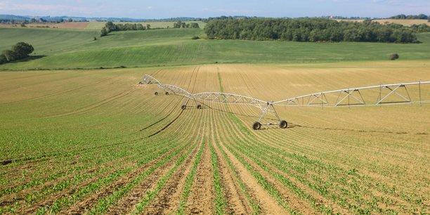 Levier essentiel d'une consommation optimisée de l'eau, les pratiques d'irrigation doivent être modifiées.