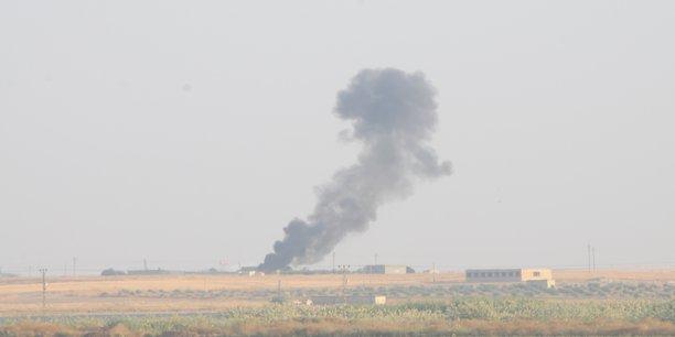 L'armee turque lance une offensive dans le nord-est de la syrie[reuters.com]