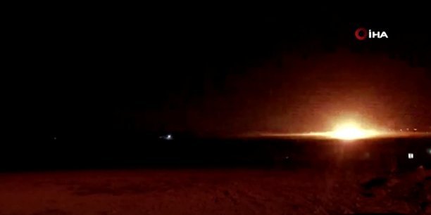 Les operations au sol ont commence dans le nord syrien, dit ankara[reuters.com]