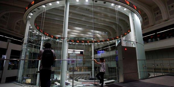 Tokyo termine en hausse[reuters.com]