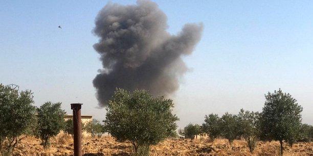 Syrie: les forces turques progressent a l'est de l'euphrate, selon ankara[reuters.com]