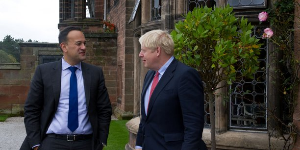 Brexit: londres et dublin pensent qu'il existe une voie vers un accord[reuters.com]