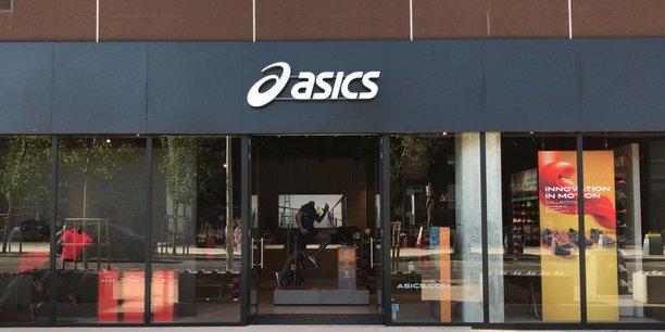 Asics est le 4e équipementier sportif mondial