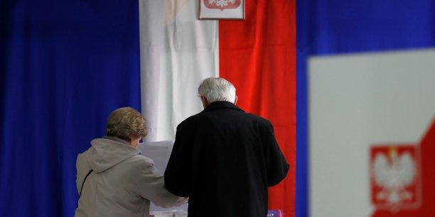 Legislatives en pologne: les conservateurs favoris pour un nouveau mandat[reuters.com]