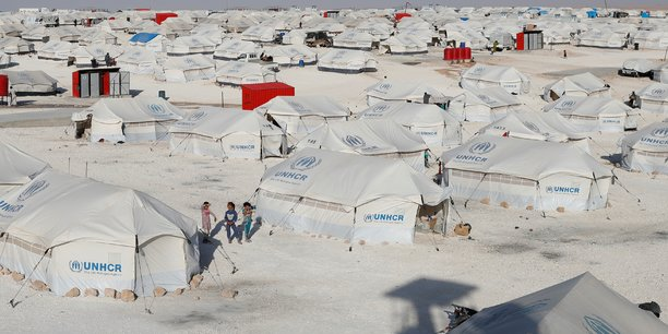 Des proches de membres de l'ei echappes d'un camp-observatoire syrien[reuters.com]