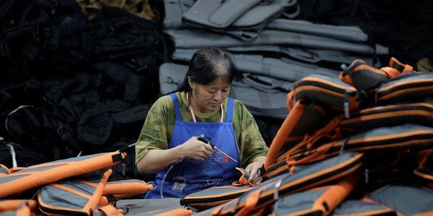 Le commerce exterieur chinois en declin sous l'effet des taxes us[reuters.com]
