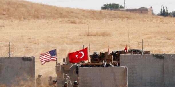 Syrie: retrait supplementaire de soldats us, damas deploie des troupes[reuters.com]