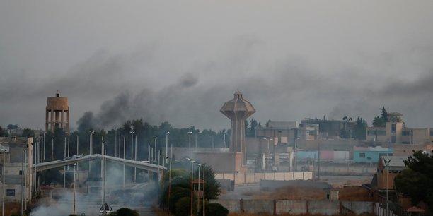 Damas va deployer des troupes a la frontiere turque en accord avec les fds[reuters.com]