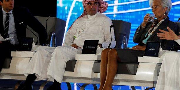 Une annonce sur l'ipo de saudi aramco tres tres bientot, dit le president[reuters.com]
