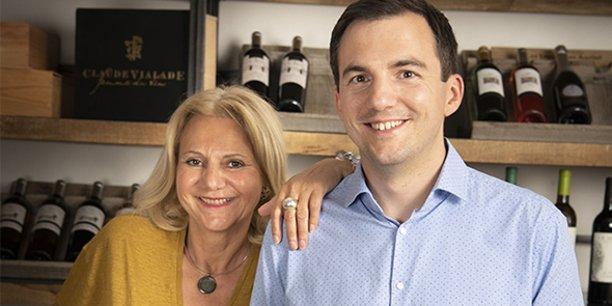 Claude Vialade, qui a fondé les Domaines Auriol il y a plus de vingt ans, passe la main à son fils Jordi Salvagnac.