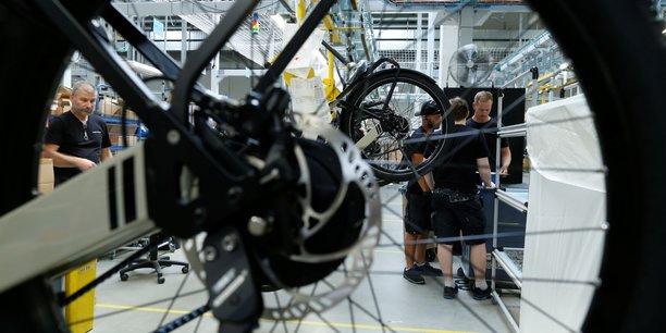 Rebond de la production industrielle en aout[reuters.com]