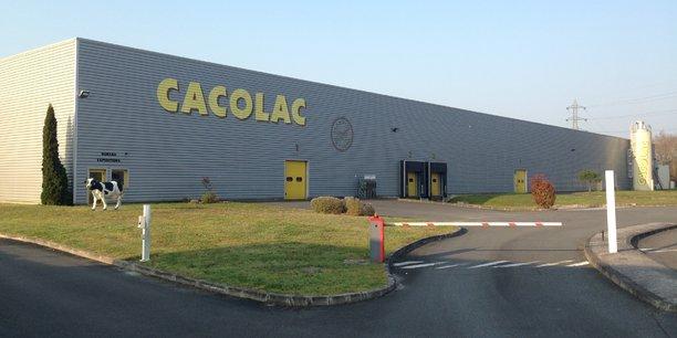L'usine Cacolac va s'agrandir en 2020, avec 1.000 m2 supplémentaires.