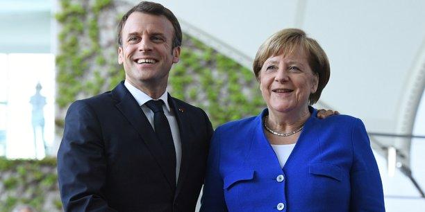 Le duo de dirigeants est attendu en milieu de journée à Toulouse, à la veille d'un sommet européen avec le Brexit au programme.