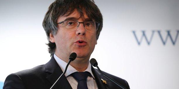 Un mandat d'arret europeen emis contre le catalan carles puigdemont[reuters.com]