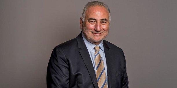 Municipales 2020 : Georges Képénékian candidat à la ville de Lyon