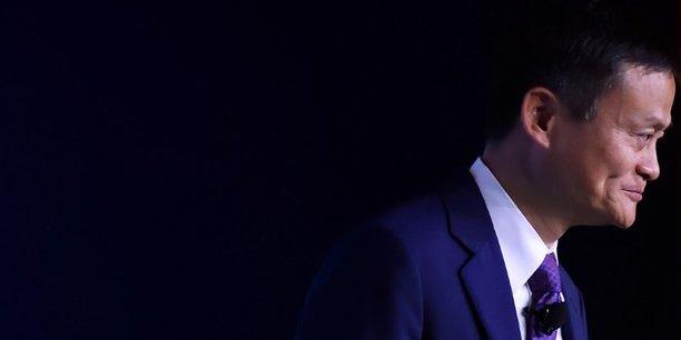 À 55 ans, Jack Ma (en photo) a quitté la présidence d'Alibaba qu'il a fondé en 1999, quand les Chinois avaient peu d'idées sur l'utilisation du digital.