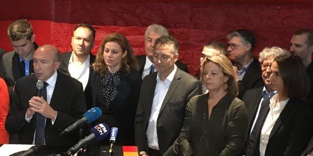 Métropole 2020 : Gérard Collomb avec ses premiers soutiens