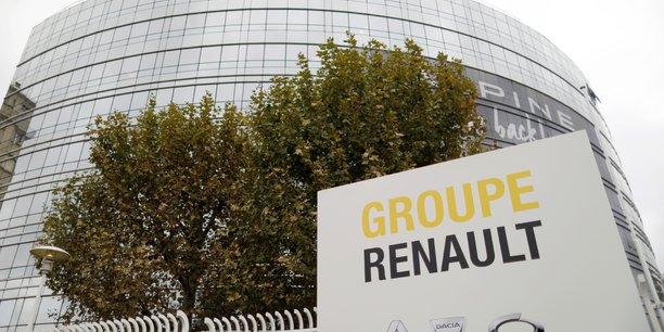 Le futur patron de renault ne sera pas forcement francais, selon pannier-runacher[reuters.com]