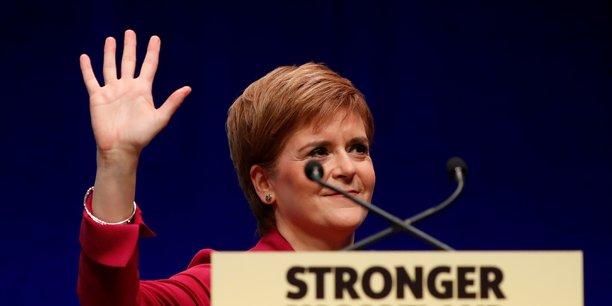 La premiere ministre ecossaise veut un referendum d'autodetermination en 2020[reuters.com]