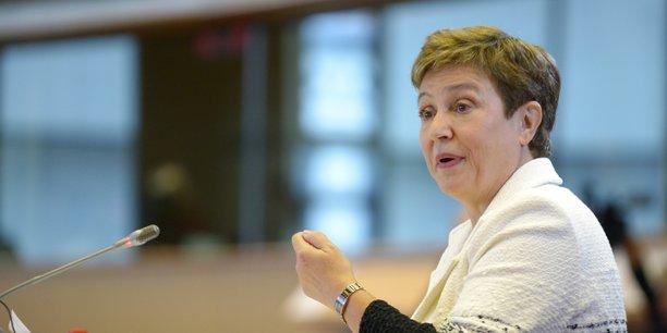 Inégalités femmes-hommes : le discours engagé de la nouvelle patronne du FMI