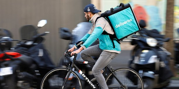En 2017,  Deliveroo avait mis en place une assurance accident.