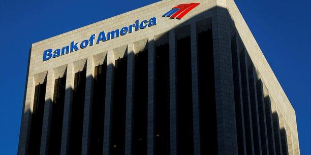Le benefice trimestriel de bank of america depasse les attentes[reuters.com]