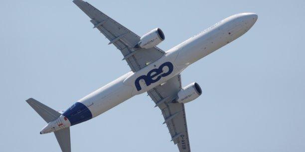 Airbus vend dix a321neo a la compagnie chilienne sky[reuters.com]