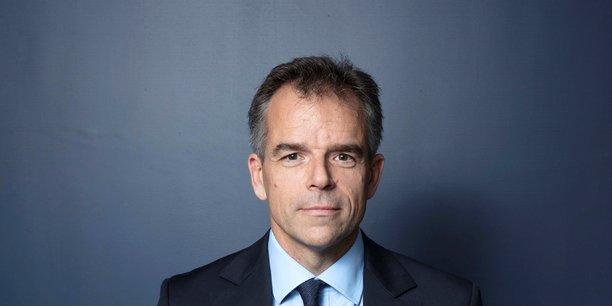 Stéphane Adler est vice-président des Notaires du Grand Paris chargé du numérique.