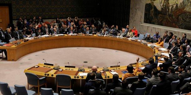 Syrie: l'onu preoccupee par la situation humanitaire et le risque d'evasion des djihadistes[reuters.com]