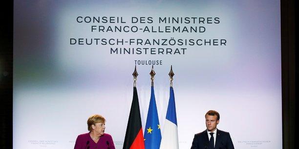 Accord entre paris et berlin sur les exportations d'armements[reuters.com]