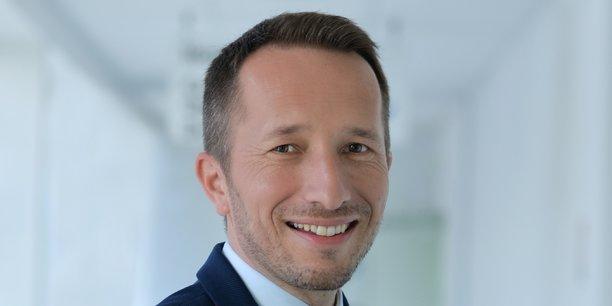 Nicolas Caquot est le nouveau directeur de l'Infirmerie protestante de Lyon