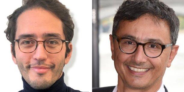 Ladislas Smia et Philippe Zaouati, de Mirova.