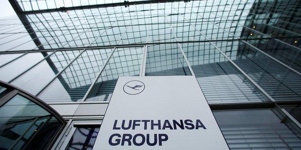 Lufthansa pourrait voler au secours d'alitalia[reuters.com]