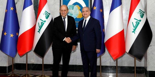 L'irak reticent a l'idee de juger les djihadistes etrangers[reuters.com]